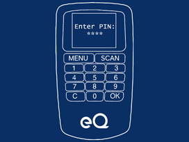 eQ card reader